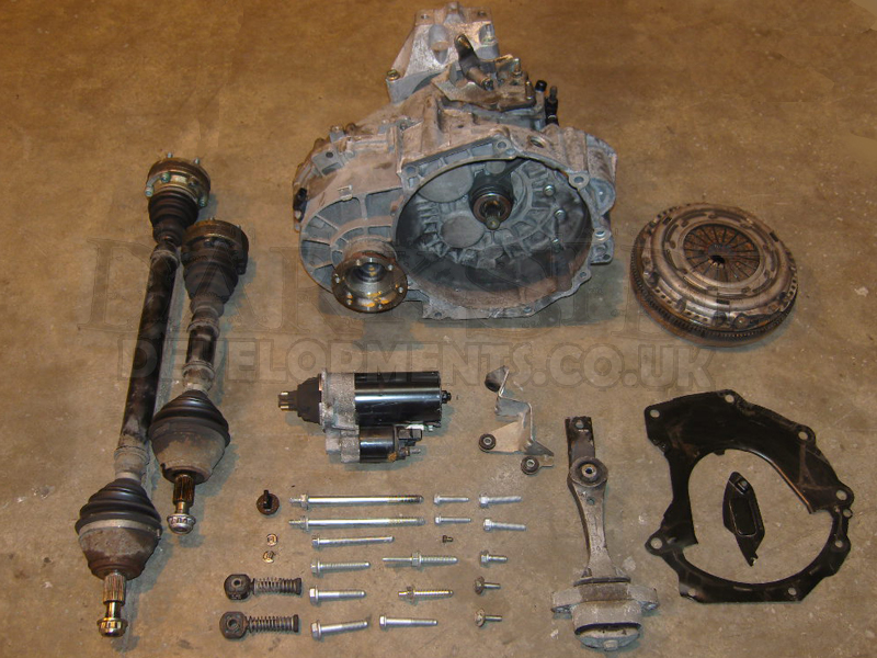 Vw Transmission For Sale >> Ryanp S 02m 6 Speed Tranny Conversions For Vw Golf Mk4 A4