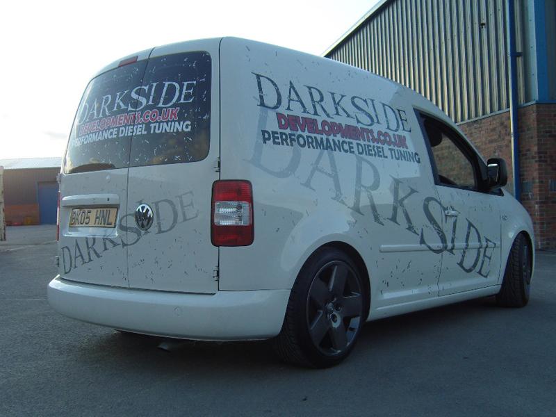 230bhp+ Caddy 2k Van with a few choice mods! - TDIClub Forums